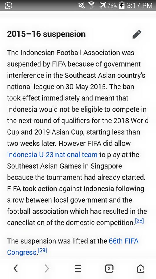 The Reason why Indonesia FA got suspended. Some legacy clubs are now trying to do the same with Indian Football. #IndianFootball #ISL #Ileague