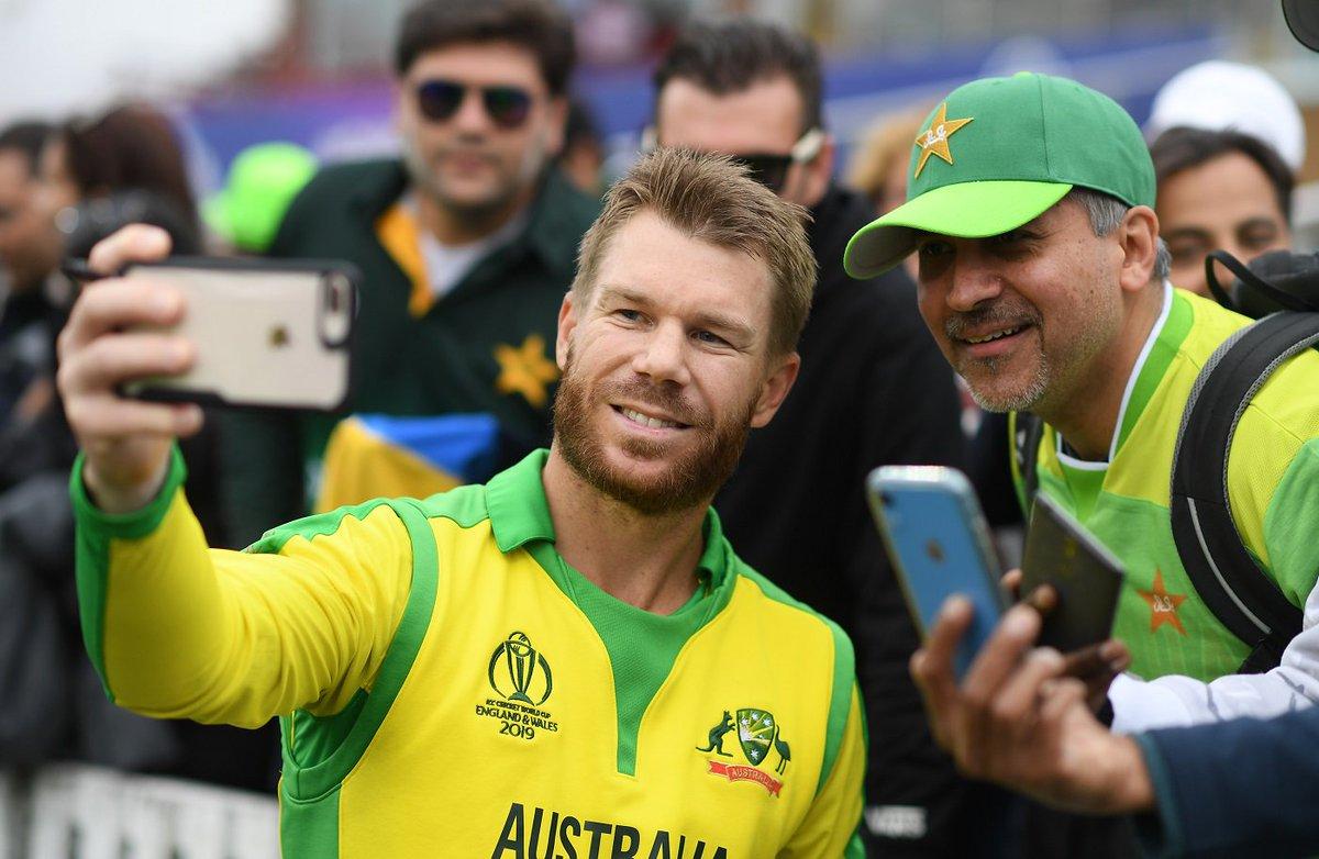 Match 17: #AUSvPAK  Pakistan's comebacks not enough to stop Australia  https:// es.pn/2ZcNzo9    <br>http://pic.twitter.com/C4sJyNHR5F