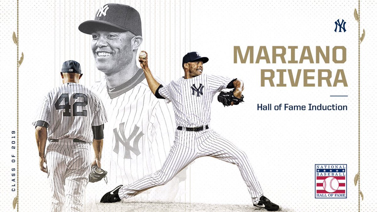 @Yankees's photo on Mariano Rivera