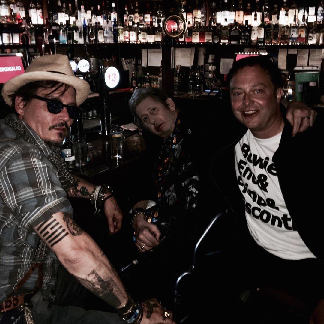 The Unholy Trinity T Shirt Shane MacGowan Nick Cave Mark E Smith