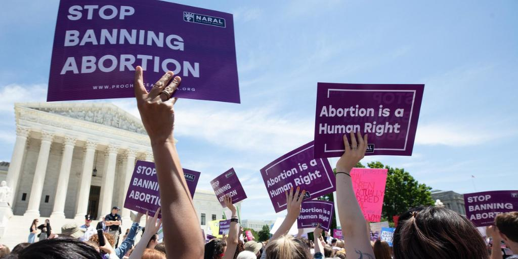 We CAN NOT and WILL NOT go back to a time when pregnant people risked their lives to access abortion care. This fight is just getting started—are you in?   📱👉 Text NARAL to 21333 to be the first to get our action alerts!