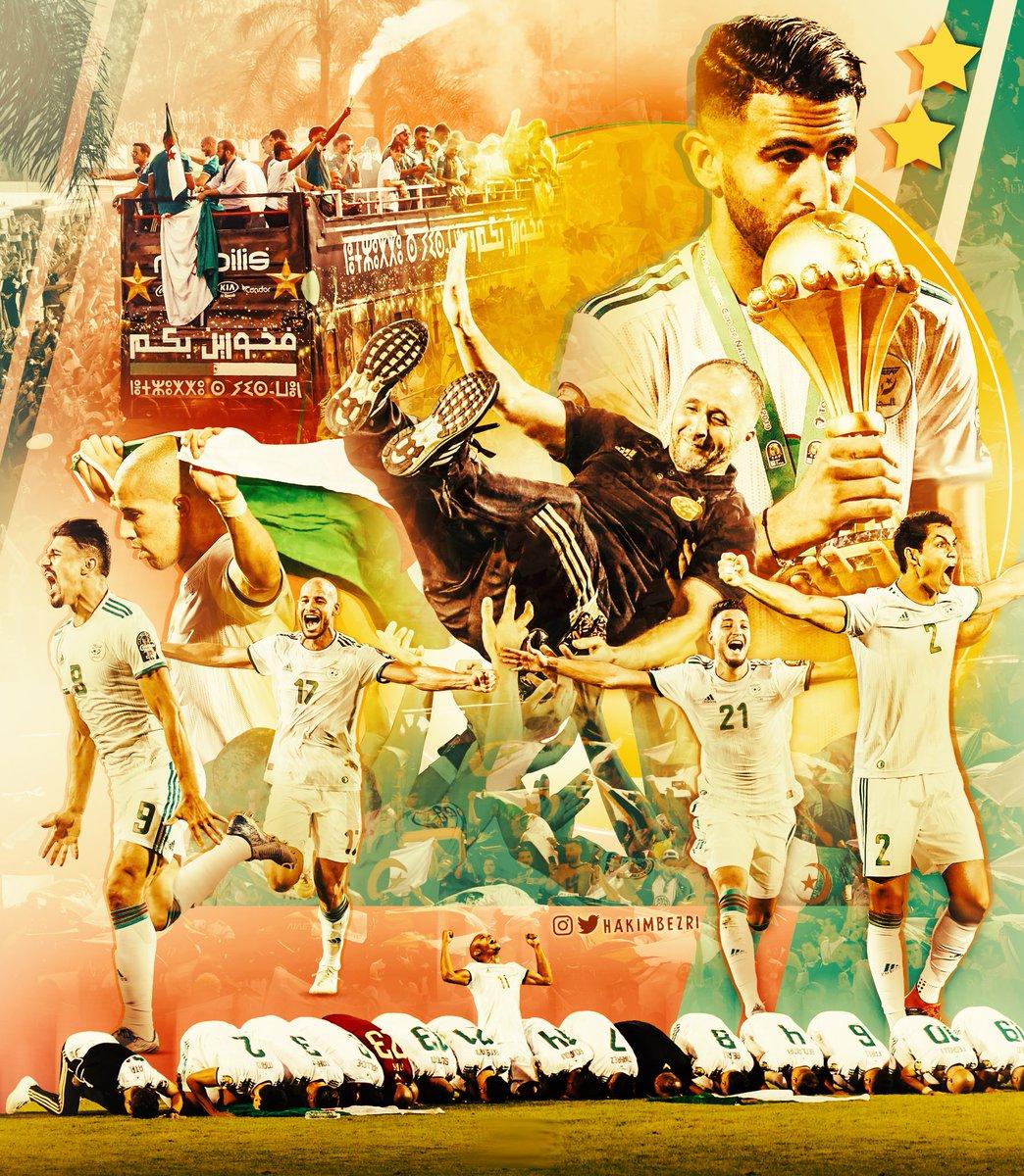 Unforgettable Moments   #Algerie #TeamDZ #Champions #123VivaLAlgerie #LesVerts #LesFennecs #LesZhommes<br>http://pic.twitter.com/no9HqxpBJ6
