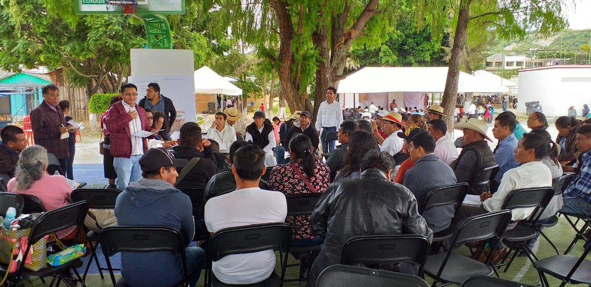 #Entérate  En Comitán,Chiapas plantean:   ✅Respetar y reconocer a la Asamblea Comunitaria  ✅Privilegiar a los #PueblosIndígenas en el aprovechamiento de las tierras, territorios y recursos naturales sobre los intereses de terceros  ✅Derecho a la libre determinación y autonomía