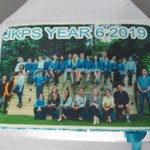 Image for the Tweet beginning: JKPS Class of 2019 -