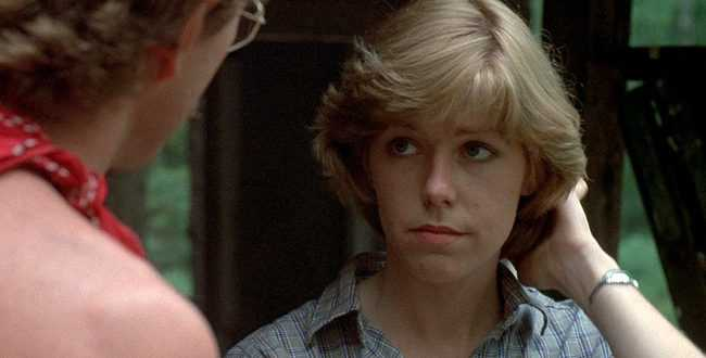 Happy 64th birthday to FRIDAY THE 13TH (1980 star Adrienne King (