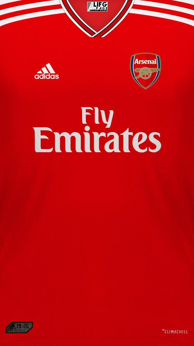 Arsenal Wallpaper 2019 Adidas