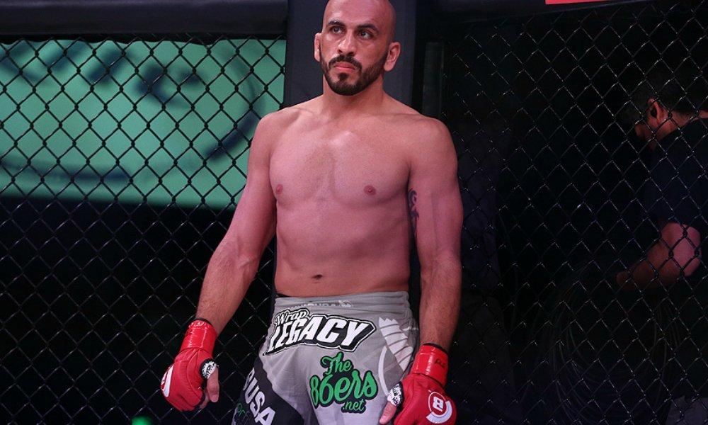 Saad Awad Faces Goiti Yamauchi At Bellator 229 #bellator #bellator229 #saadawad #goitiyamauchi