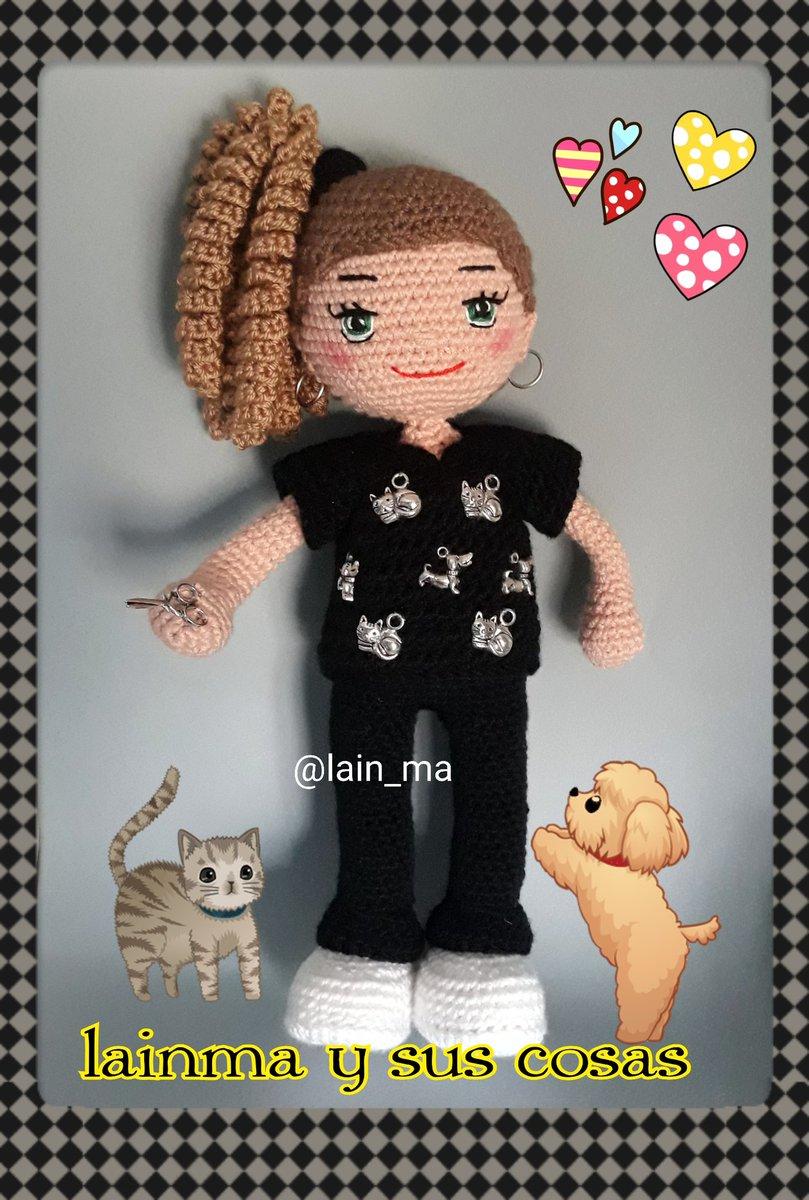 My crochet Amigurumi projects: BlackPink Doll. Jennie Kill This ...   1200x809