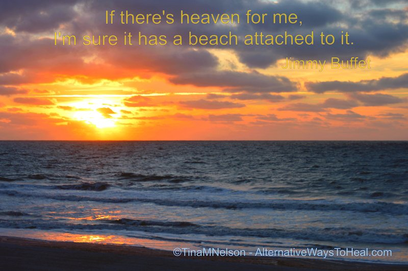 Heaven Is Being at The Beach!  LoveNature! #SaveOurOceans!!  PEACE! http://altwaystoheal.us !