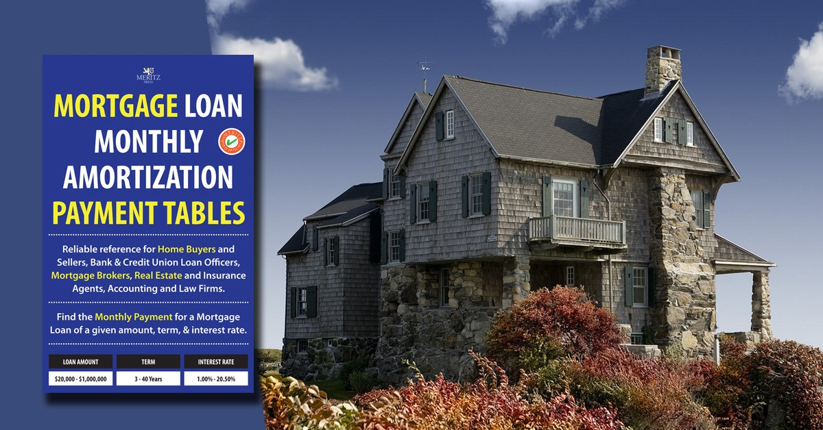Smart Mortgage Loan Payments Printed Tables! Reliable home financial reference book for your library. Order at  http:// amzn.to/2qLV8W7     #mortgage #loanofficer #century21 #banker #trulia<br>http://pic.twitter.com/LKrP3bMUGQ