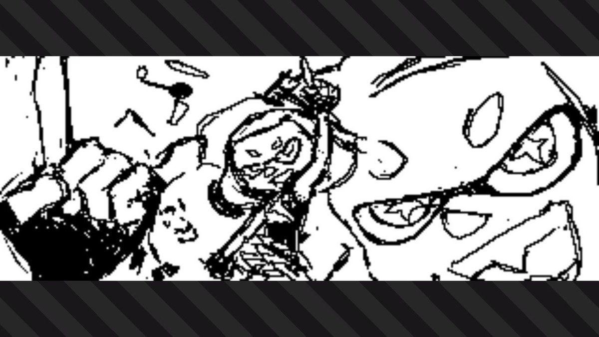 Against the universe. #Splatoon2 #NintendoSwitch<br>http://pic.twitter.com/mjeZJOXBSP