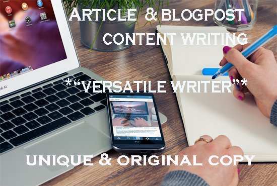 Check out my Gig on Fiverr: write engaging and original #articles or #blogposts   Visit here >>  https://www. fiverr.com/share/xoYwx       #versatile #topics #products #food #gardening #interiordecor #vacations #lifestyle #magazine etc.<br>http://pic.twitter.com/wvPEosgryX