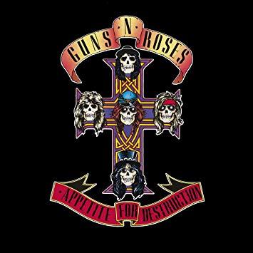 Guns N' Roses released Appetite for Destruction, July21, 1987. #GNR #gunsnroses<br>http://pic.twitter.com/XSuZ17iMPg