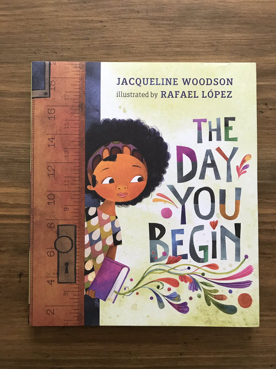 """""""There will be times when you walk into a room and there is no one quite like you."""" This picture book had me hooked from the first sentence #inclusion #SeptReadAloud"""
