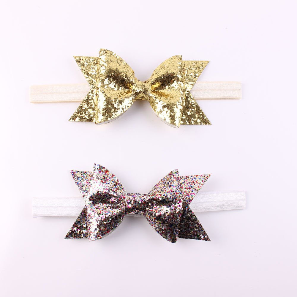 Lovely Gold and Silver Glitter BowKnot Headband (1 set / 2 pcs) #birthday #mothersday <br>http://pic.twitter.com/F1p4lTn7xo