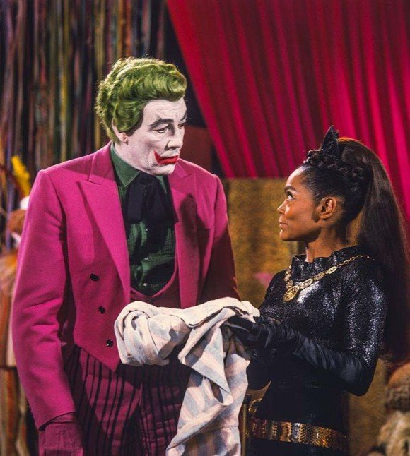 Gasp! A Cuban-American Joker and an African-American Catwoman?! Shhh! Don't tell @BenShapiro or the MRAs and incels on 4chan.