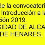 Image for the Tweet beginning: #España #ayudas #subvenciones Universidad #Alcalá