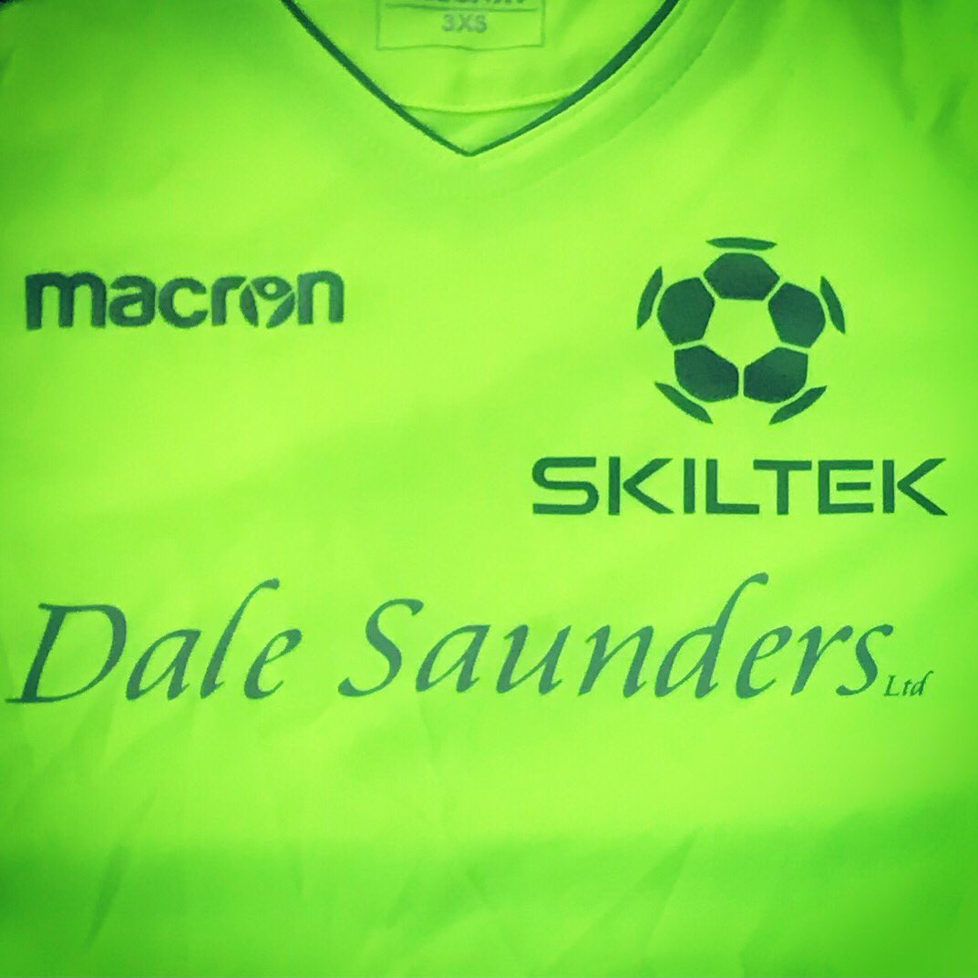 A BIG thank you to Dale Saunders LTD who have kindly sponsored our #Bexhill Development centre training kit for 5-8 year olds! 👏🏻👏🏻👏🏻  #Skiltek #DaleSaundersLTD #Bexhill #Battle #Rye #Hastings #Football #Coaching #Fun #Games #Smiles ⚽️