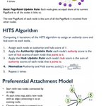 Image for the Tweet beginning: 40+ Techniques and #Algorithms used