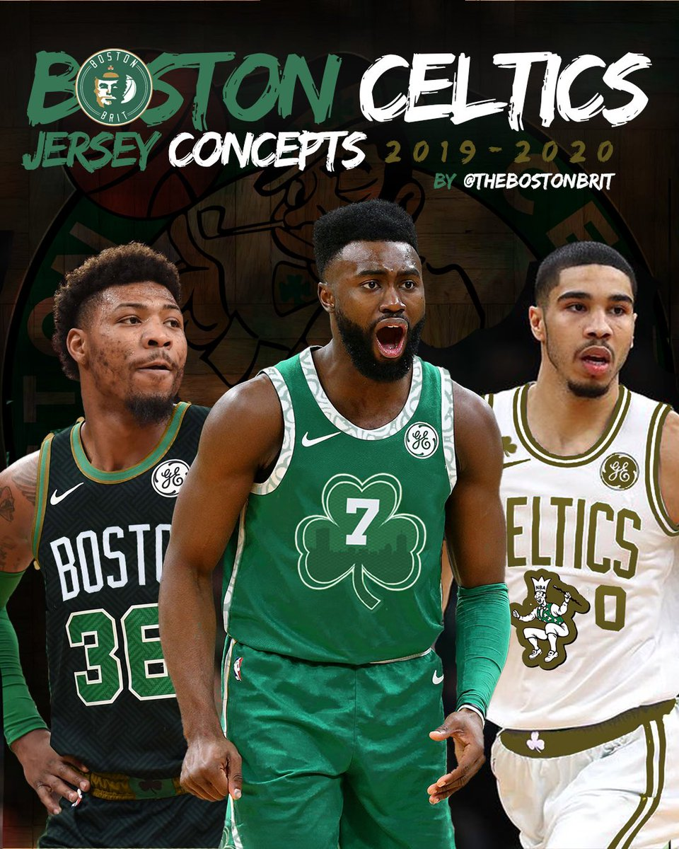 The Boston Brit Celtics Uk On Twitter Boston Brit Concept Jerseys Each Design Has A Key Element Which Has Meaning To The City And Team Something Which Is Missing Currently