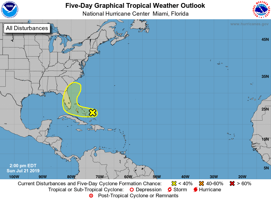 TROPICAL UPDATE: Here's what's happening in the tropical Atlantic. #FirstWarn3 track map: https://t.co/RyNPgqG1W4 #hurricane #tropical #storm #tropicalstorm #nhc #atlantic #gulfofmexico #caribbean #tropicaldepression #coneofuncertainty https://t.co/nMUUn73P0D