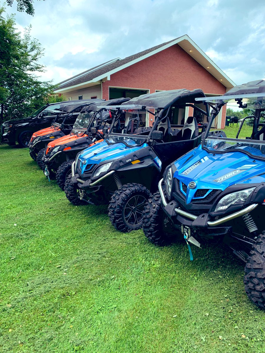 My fleet !! Riding all day!