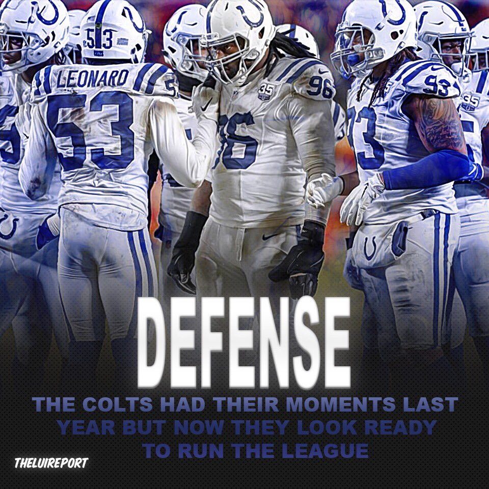 💭 Do the Colts have a legit shot of making the Super Bowl next year? Will their defense be good enough to hold them up?   #nfl #nfloffseason #nflpreseason #indianapolis #colts #indianapoliscolts #football #defense #sports #news #f4f