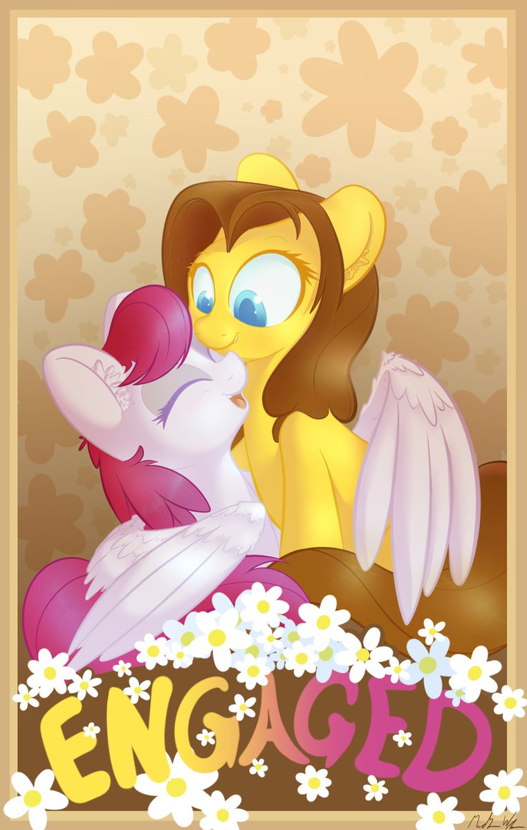 For all of you that maybe care or not, i got engaged =D #MLPFiM <br>http://pic.twitter.com/GivAu0Zr4I
