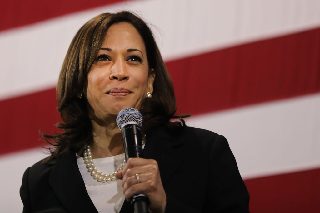 Sen. Kamala Harris raised more than $160,000 for abortion organizations in the wake of #AlabamaAbortionBan  https:// buff.ly/2X2899p     <br>http://pic.twitter.com/hkW3K4xk2P