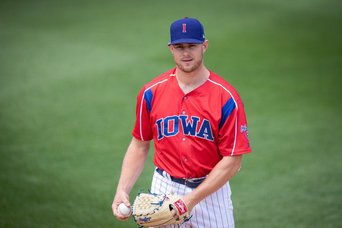 Rowan Wick holds a 12.2 scoreless inning streak across 13 games for Iowa. Wick's last earned run allowed came on May 26 at New Orleans. 📝>>https://atmlb.com/30NSAUu