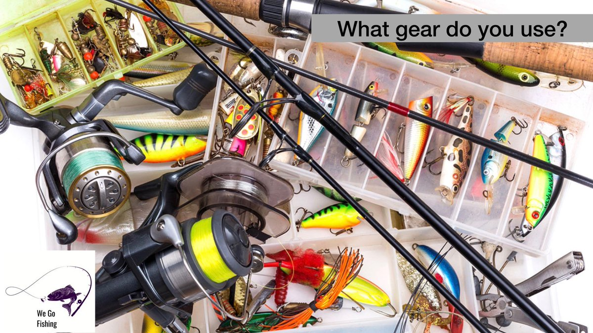 What gear do you use when you go fishing?  https://www.youtube.com/watch?v=Eq5CnKFrg44 …  #fishing #kayakfishing #portaransas #fishinglife #jettyfishing #southtexasfishing #fishingaddicts #falconlakefishing #casablanca  #fishinggirls #corpuschristi #saltwaterfishing #mustangisland #freshwaterfishing