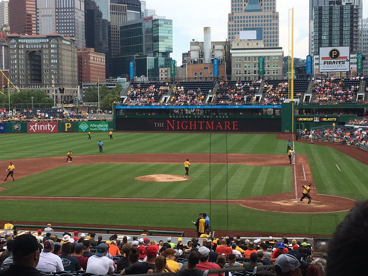 Let's Go @Pirates<br>http://pic.twitter.com/sIKE1bQjfX