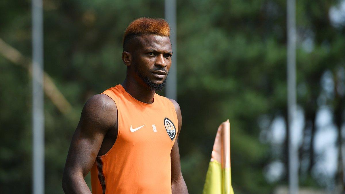 ÖZEL // Gazişehir FK, Shakhtar'ın Nijeryalı forvet oyuncusu OlarenwajuKayode'yi kiralamak için görüşmeler yapıyor.