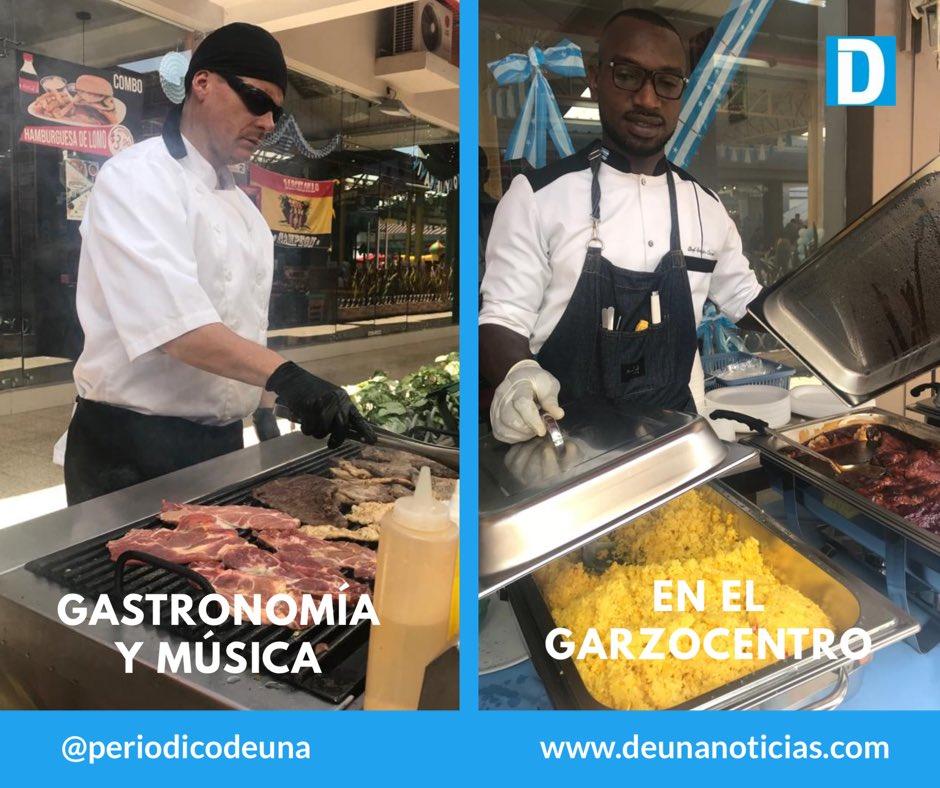 #GUAYAQUIL | Con el tercer festival de comida típica guayaca, Garzocentro se une a las festividades de la Perla del Pacífico. Secos, caldo de gallina, arroz con menestra y yapingacho son algunos de los platos que ofrece el patio de comidas, hasta las 17:00.