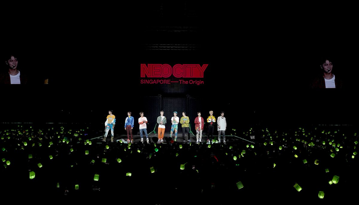 NCT 127 successfully wrapped up the Singapore concert of their world tour 'NEO CITY – The Origin,' catching the eyes of fans with their perfect performances and dynamic energy! Stay tuned also for the MV of their English single '#HighwayToHeaven' coming out on the 23rd 12AM KST!