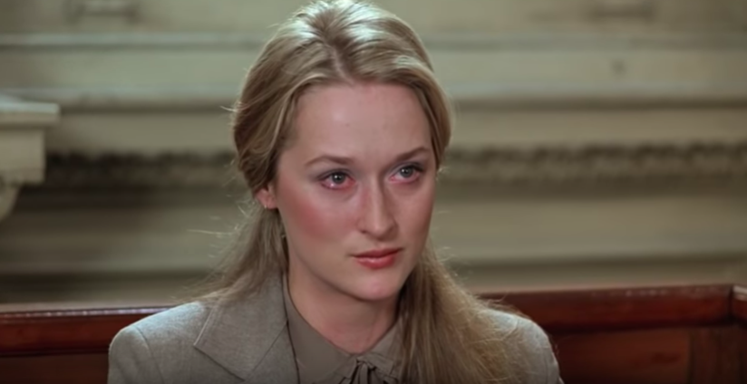 Every 40 years we get Meryl Streep breaking down on the witness stand during a custody hearing, and it is glorious.