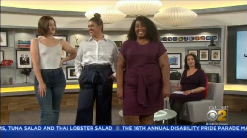 Universal Standard Opening In Chicago, Paving The Way For Inclusivity In The Fashion Industry chicago.cbslocal.com/2019/07/21/uni…