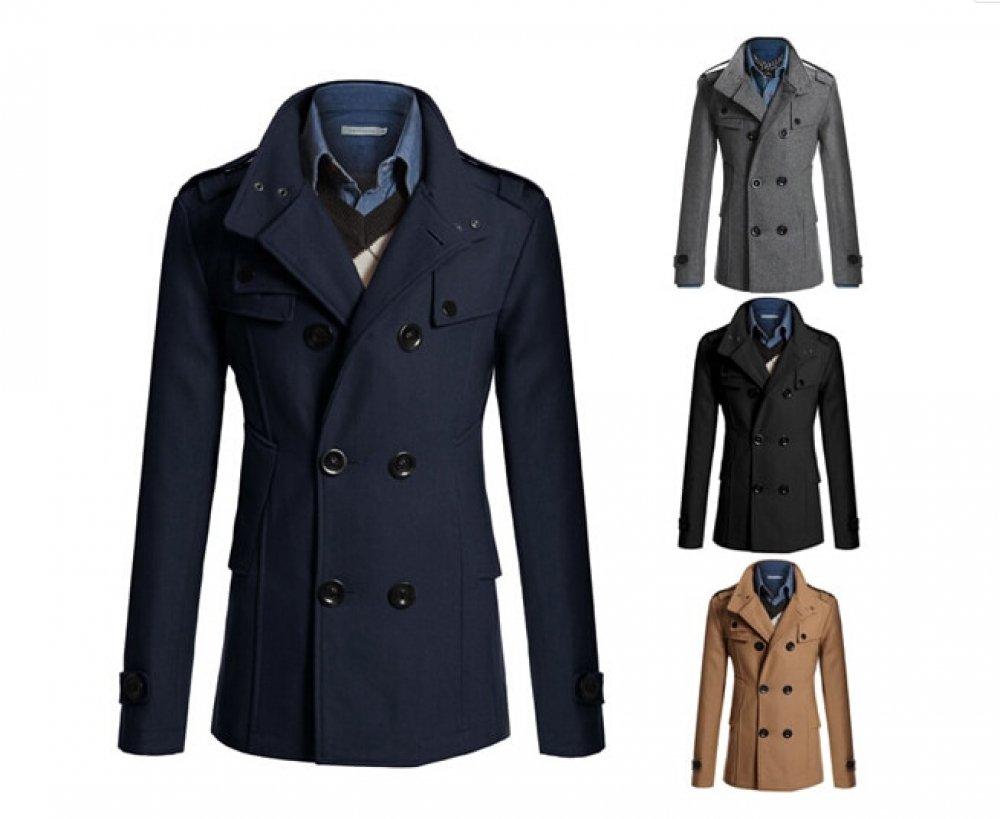 #fashionable #stylish Men's Casual Winter Coat