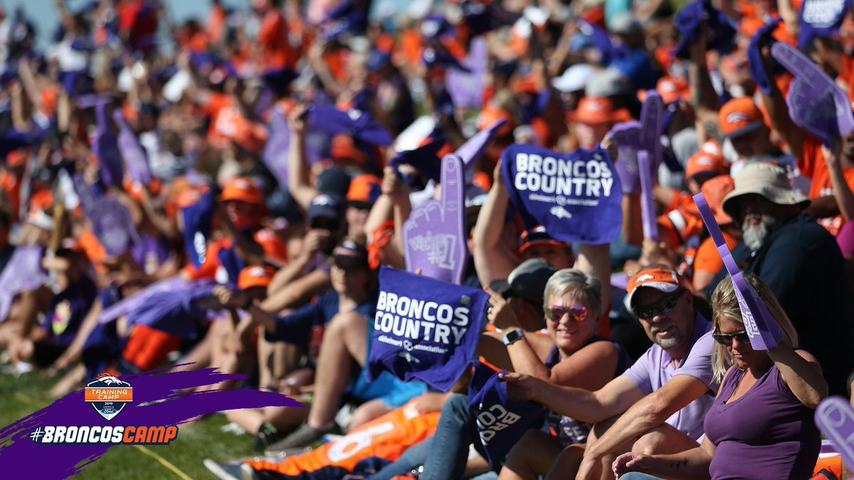 Missed #AlzheimersAwarenessDay at #BroncosCamp?  You can still join us in the fight to #EndALZ, and with a match from the @Broncos today, your donation via http://dbron.co/alz will be doubled!!   💜: http://dbron.co/alz