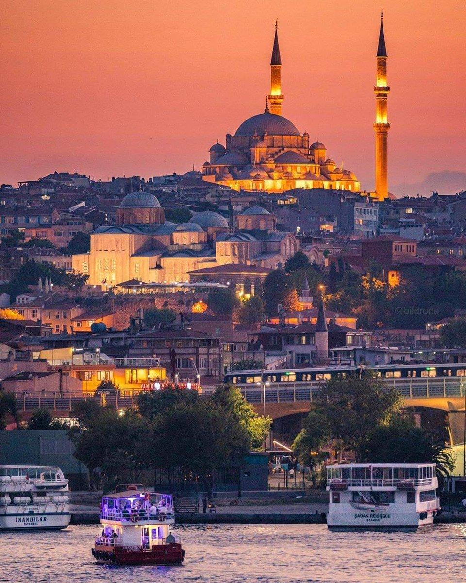 My beautiful İstanbul  ... <br>http://pic.twitter.com/REfrHPsXON