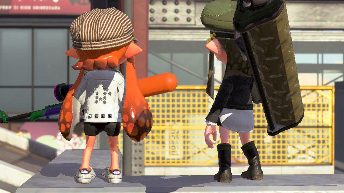 Goodbye...Splatfest </3 #Splatoon2 #NintendoSwitch <br>http://pic.twitter.com/nQEW1yOizu