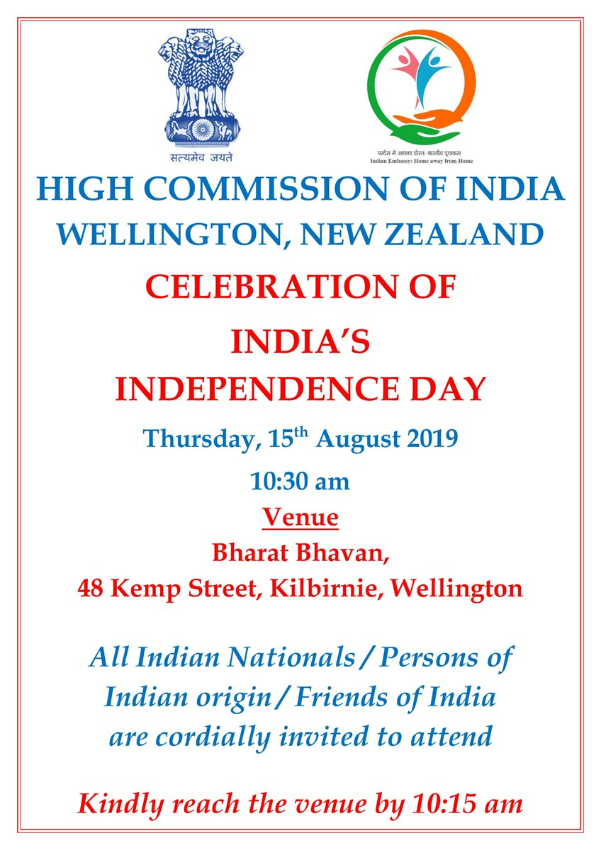 India in New Zealand on Twitter: