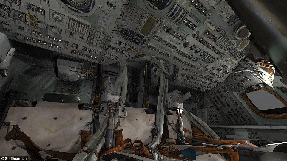 apollo capsule interior - 962×541