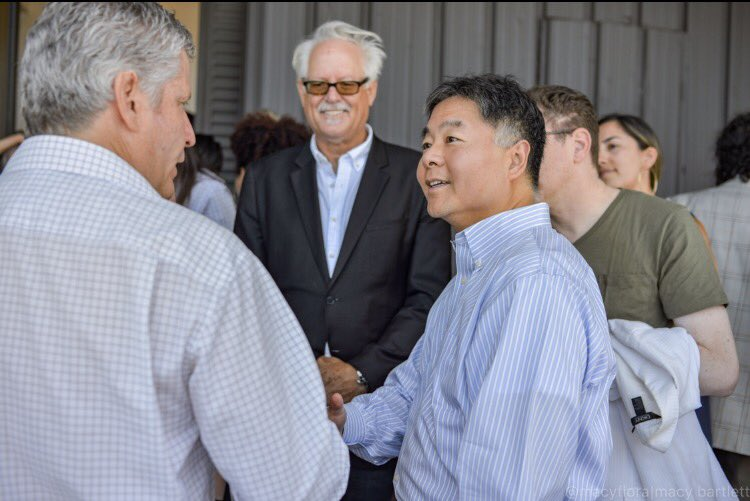 We are humbled to have the support of @tedlieu as we continue powering the #BlueWave into 2020!! <br>http://pic.twitter.com/lWnQG8y4N9