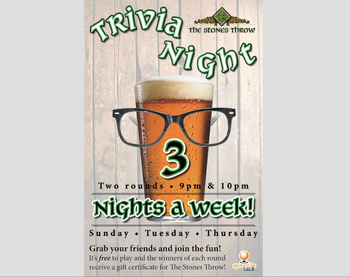 @SporcleLive #Trivia #TONIGHT! 1st Round starts at 9 p.m. #Q:whywouldntyoubehere 🤷🏻♀️