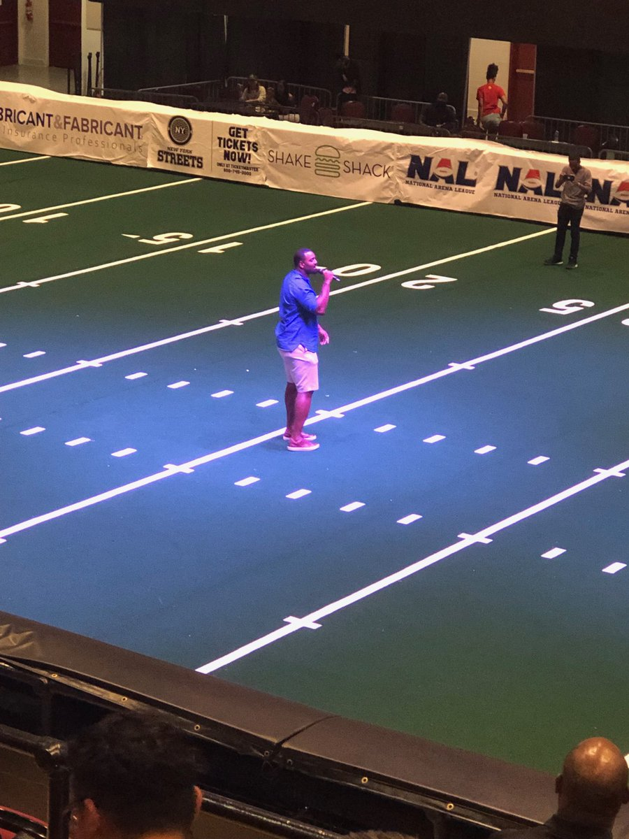 Arena football 🏈 is back in the tru state area thank you Mr&Mrs Galloway