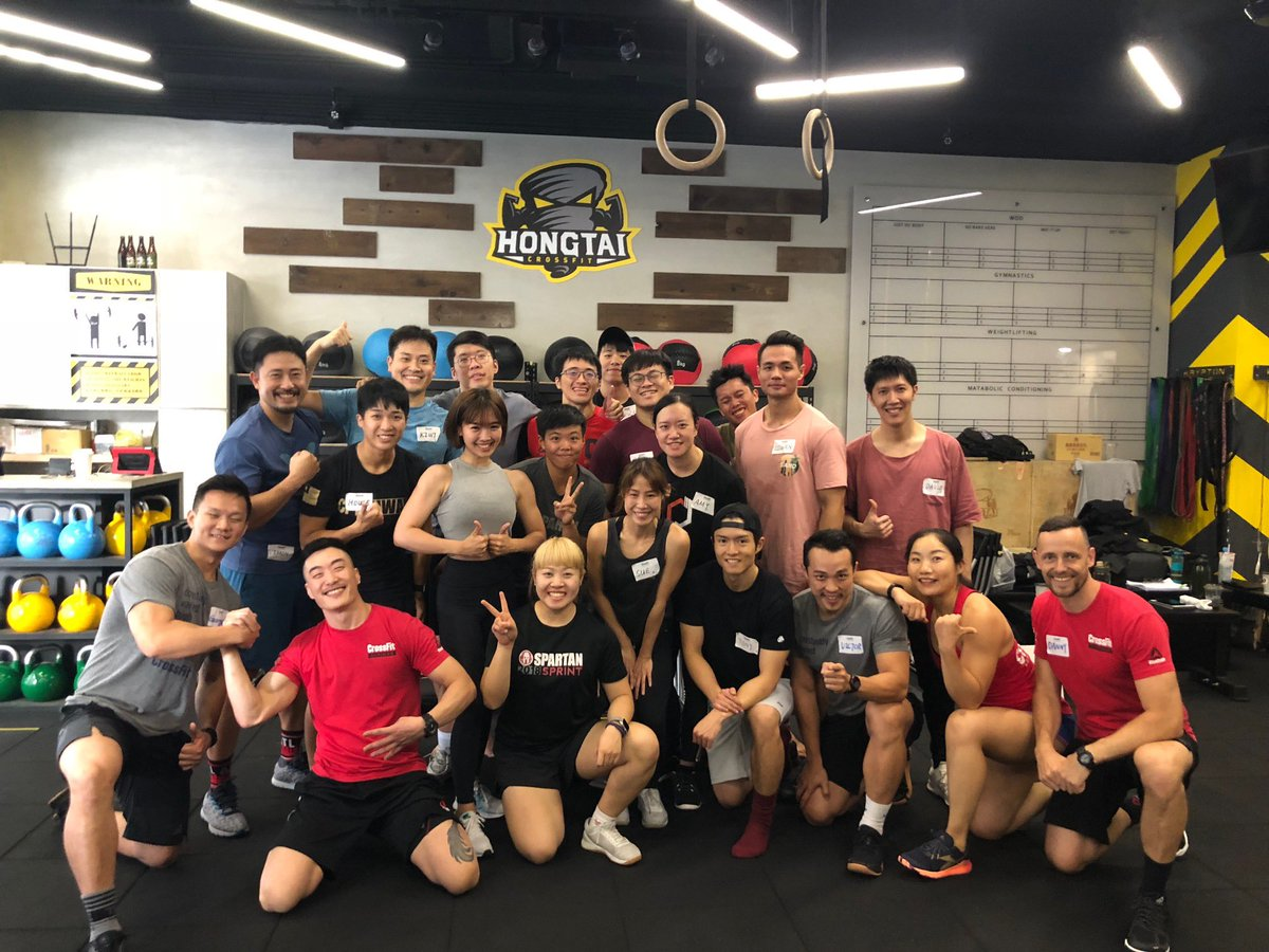 We are happy to recognize this past week's Level 1, Level 2, and Kids  Certificate Course attendees from across the globe! You can find your group photo here: https://www.crossfit.com/course-photos/course-photos-july-16-21-2019…  @CrossFit #CrossFitTraining #CrossFitCourses