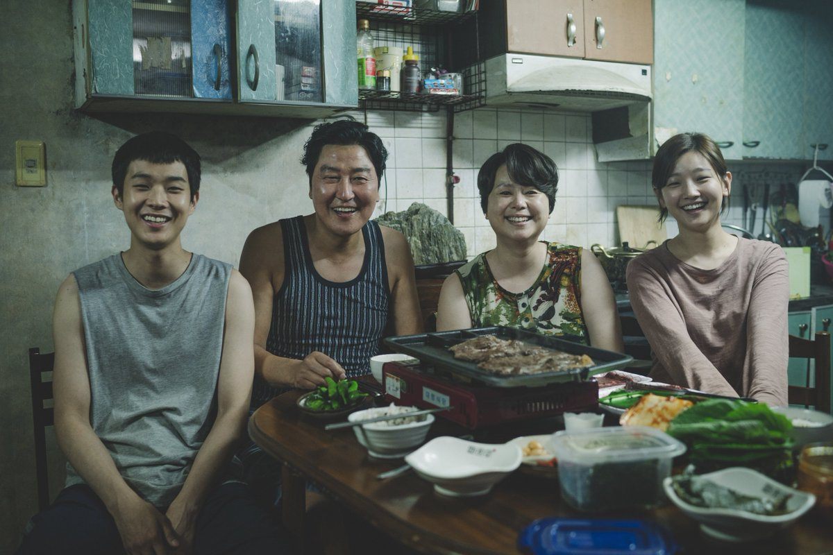 Huge congratulations to Bong Joon Ho and the cast & crew of #PARASITE, which is now the highest grossing Korean film of all time at the Australian & New Zealand box office (passing Train to Busan over the weekend)! #기생충 <br>http://pic.twitter.com/5EqR9ig5k9
