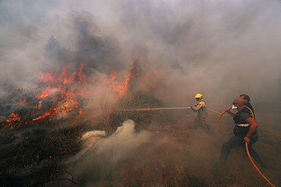 #اليوم_السابع | 800 جندى و13 طائرة و243 سيارة إطفاء للسيطرة على حرائق الغابات فى #البرتغالhttps://is.gd/Yl4lAW