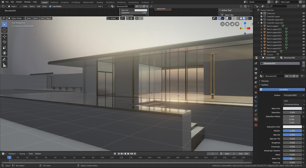 I still can't believe this is our 3D workspace now... Well done Blender! #b3d<br>http://pic.twitter.com/lTEMDQmSAa